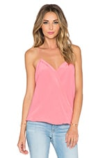 Ally Top en Rose Pivoine