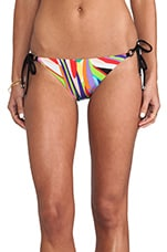 Prisma Tie Side Bikini Bottoms in Multi