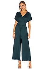 Tularosa Whitley Jumpsuit in Teal