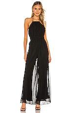 Tularosa Kendall Jumpsuit in Black