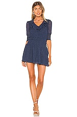 Tularosa Augustine Dress in Navy