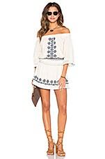 Tularosa x REVOLVE Marietta Dress in Ivory