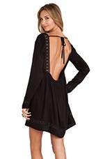 Tularosa Dasha Dress in Black