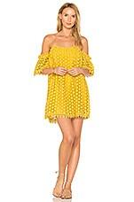 Tularosa x REVOLVE Amelia Dress in Canary Yellow