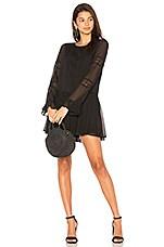 Tularosa Berkley Dress in Black