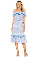 Tularosa Lana Dress in Getty Stripe