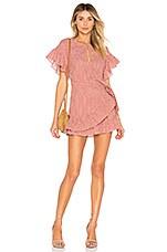 Tularosa Jenny Dress in Cherry