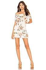 Tularosa Lanzo Dress in Dahlia Floral