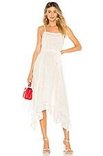 Tularosa Maxine Dress in Ivory