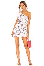 Tularosa Solange Mini Dress in Star Spangled