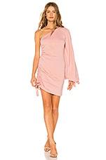 Tularosa Jane Dress in Blush Pink