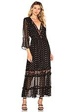 Tularosa Sasha Dress in Black