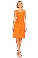 Tularosa Tara Dress in Orange