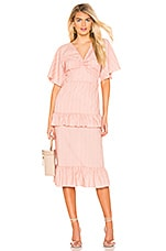 Tularosa Everly Dress in Blush