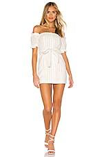 Tularosa Lolo Dress in White