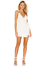 Tularosa Paxton Dress in White