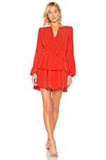 Tularosa Roxie Dress in Red
