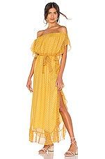 Tularosa Blaire Dress in Yellow