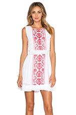 Tularosa Gemma Dress in White