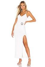 Tularosa Ellie Maxi Dress in Ivory