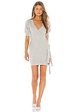 Tularosa Moonstruck Dress in Grey