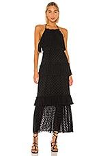 Tularosa Owen Dress in Black