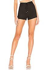 Tularosa Kam Shorts in Black