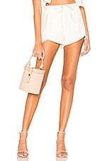 Tularosa Zaria Shorts in Ivory