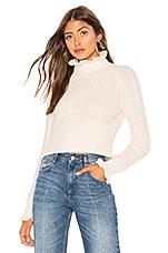 Tularosa Lottie Sweater in Ivory