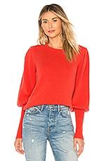 Tularosa Olivia Sweater in Red