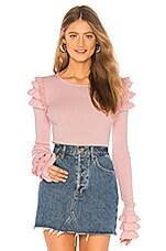 Tularosa Moet Sweater in Blush