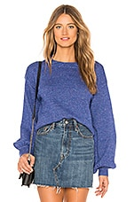 Tularosa Anna Sweater in Blue Heather
