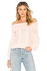 Tularosa Provo Sweater in Pink