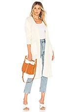 Tularosa Shirley Duster in Off White