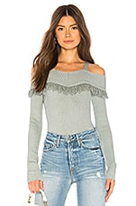 Tularosa Cannes Sweater in Dusty Sage
