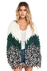 Tularosa Dylan Knit Coat in Variation