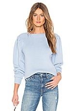 Tularosa Zele Sweater in Dusty Blue