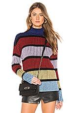 Tularosa Brya Sweater in Autumn Stripe