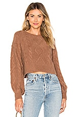 Tularosa Perris Sweater in Camel