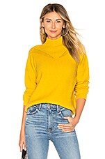 Tularosa Escape Sweater in Golden Yellow