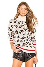 Tularosa Jungle Sweater in Leopard