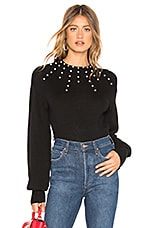Tularosa Jules Sweater in Black