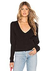 Tularosa Fem Sweater in Black