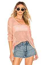 Tularosa Billie Sweater in Pink