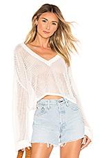 Tularosa Uffie Sweater in White