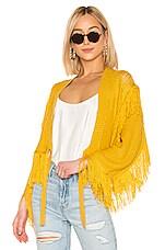 Tularosa Selena Jacket in Yellow