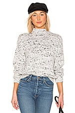 Tularosa Tahoe Sweater in Heather grey