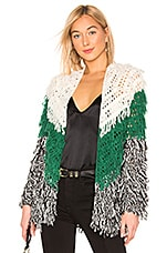 Tularosa Adelaide Cardigan in Multi