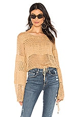 Tularosa Willow Pullover in Nude