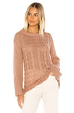 Tularosa Barbados Sweater in Pink